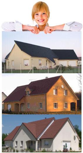 maison bioclimatique Franche Comté