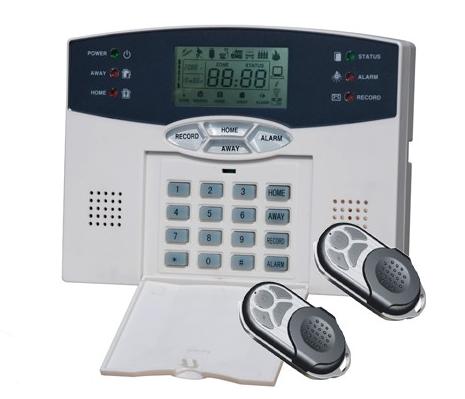 centrale d'alarme domestique, installer soi-même son alarme à la maison