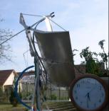 concentration solaire thermique, four solaire tracker