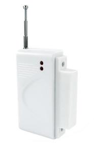 détecteur d'ouverture magnétique de porte pour alarme domestique, installer une alarme chez moi système d'alarme
