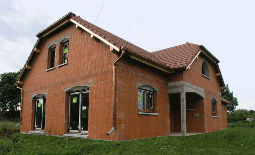 Comment Construire Une Maison En Brique Amazing Les Diffrents Types