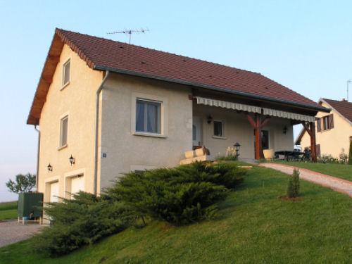 maison traditionnelle sur sous-sol